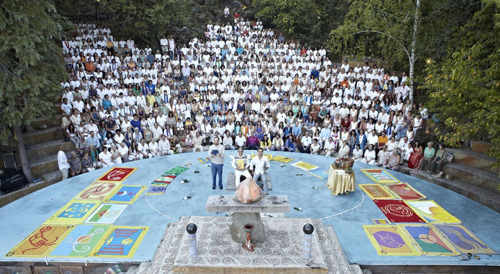 Popolo Spirituale: Programma di Agosto