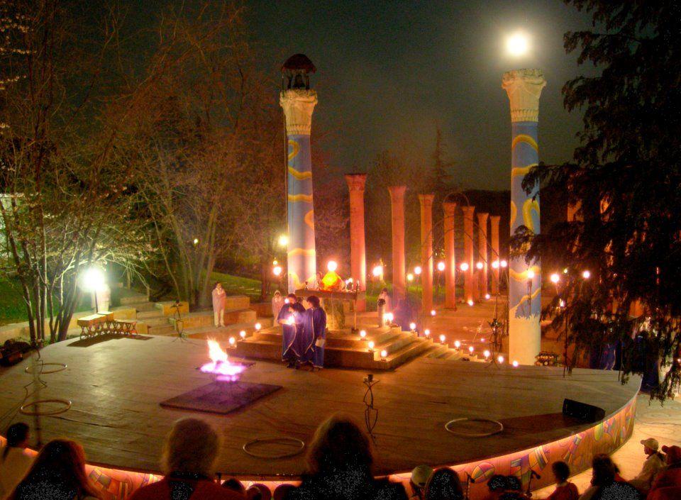 Oracolo di ottobre 2014 – Risposta per Damanhur