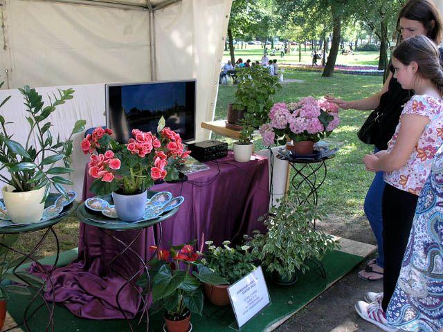 """Musica delle Piante al """"Floraart Flower Show"""""""